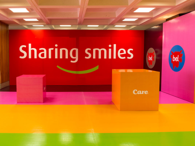 Bel Group Sharing Smiles Event