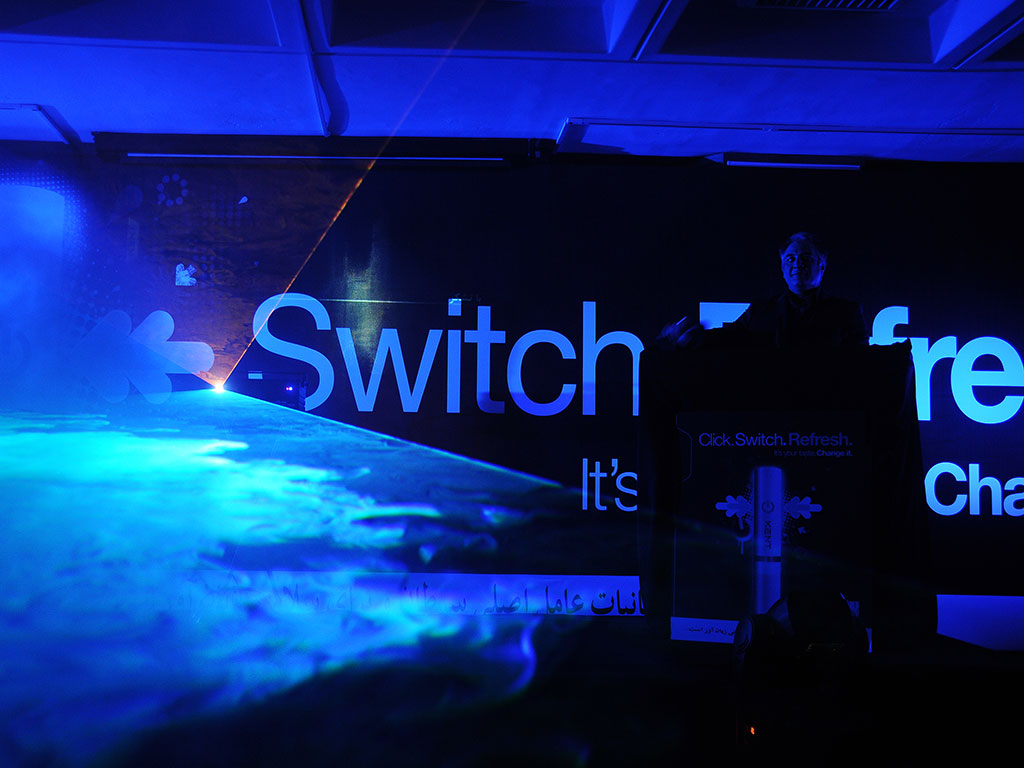 Kent Switch Launch Event
